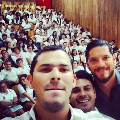 Cátedra de emprendimiento Colegio Sagrado Corazón, Barranquilla