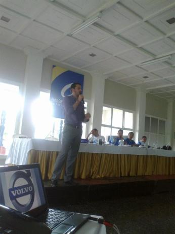 Conferencia en Popayán acerca de estrategia