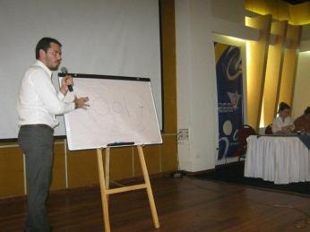 Conferencia de Comunicación estratégica a candidatos políticos