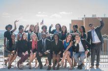 Escogido entre líderes jóvenes en los Estados Unidos para ser parte del programa Managing For Success de ProInspire.